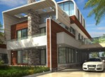 CBS NOIDA WORLD ONEBungalow-front-day-view-770x386